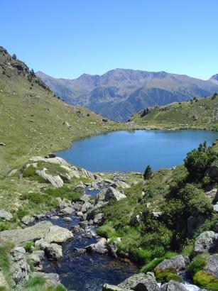 Paesaggio di montagna - Ordino - by unpodimondo