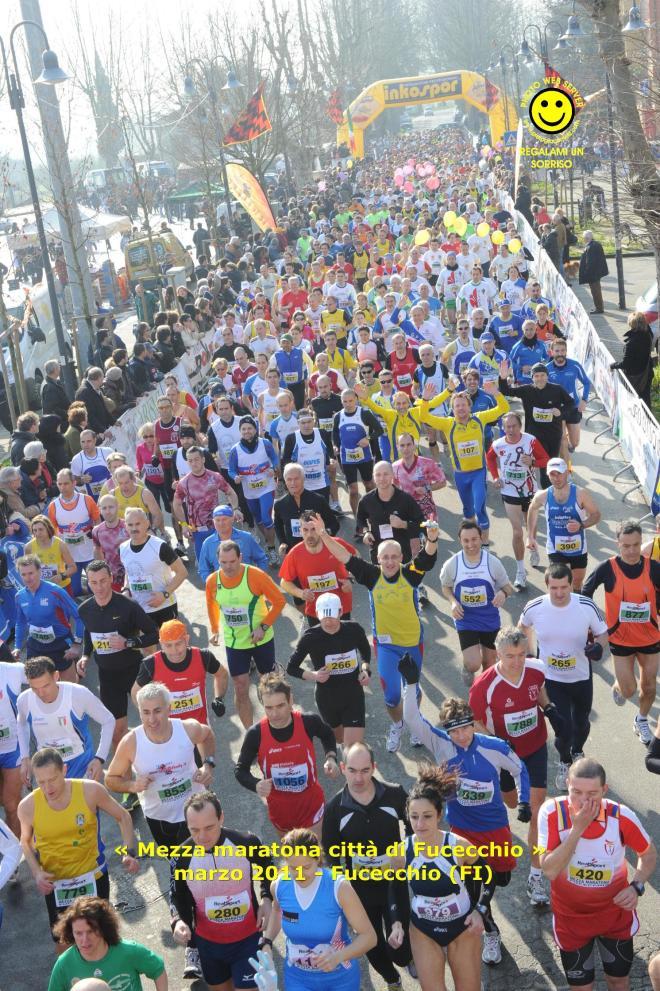 Mezza Maratona di Fucecchio - foto by Piero Giacomelli