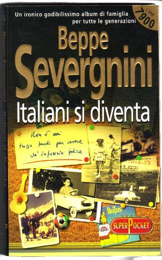 Beppe Severgnini - Italiani si diventa - foto by unpodimondo