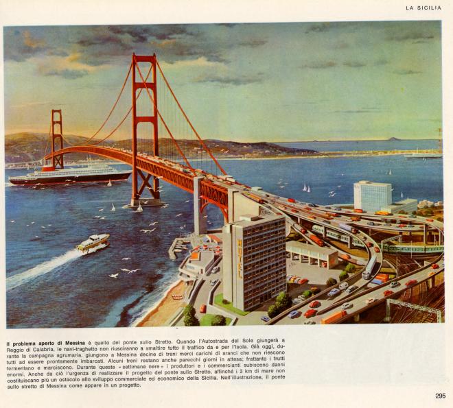 """Foto """"Ponte sullo stretto - dal libro la terra dell'uomo"""" by unpodimondo"""