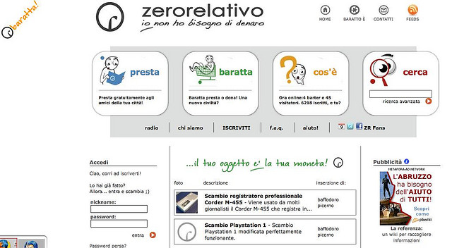 "Foto ""Zerorelativo entra in Metafora"" by Metafora AD Network -flickr"