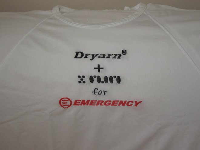 T-shirt Emergency by unpodimondo