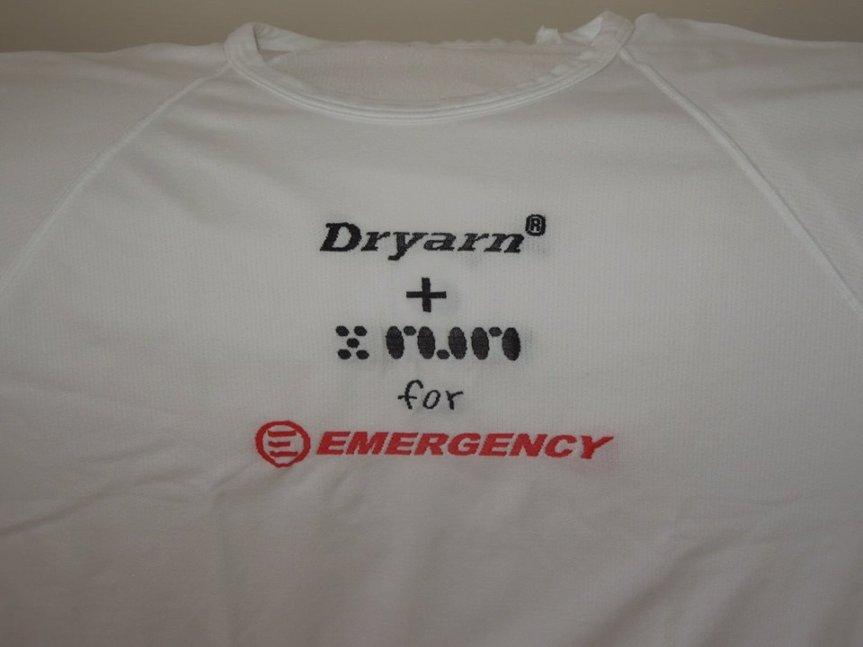 T-shirt Emergency by unpodimondo