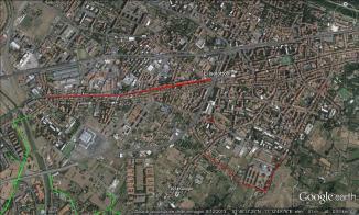 Firenze - L'Isolotto