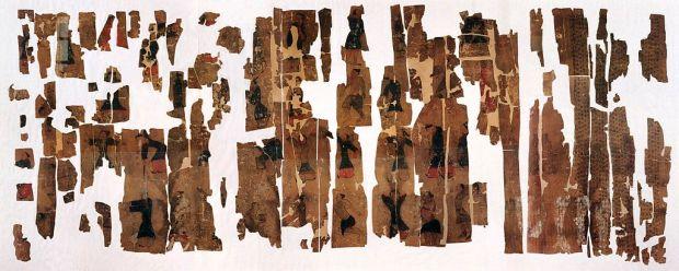 Daoyin carta del 168 A.C.