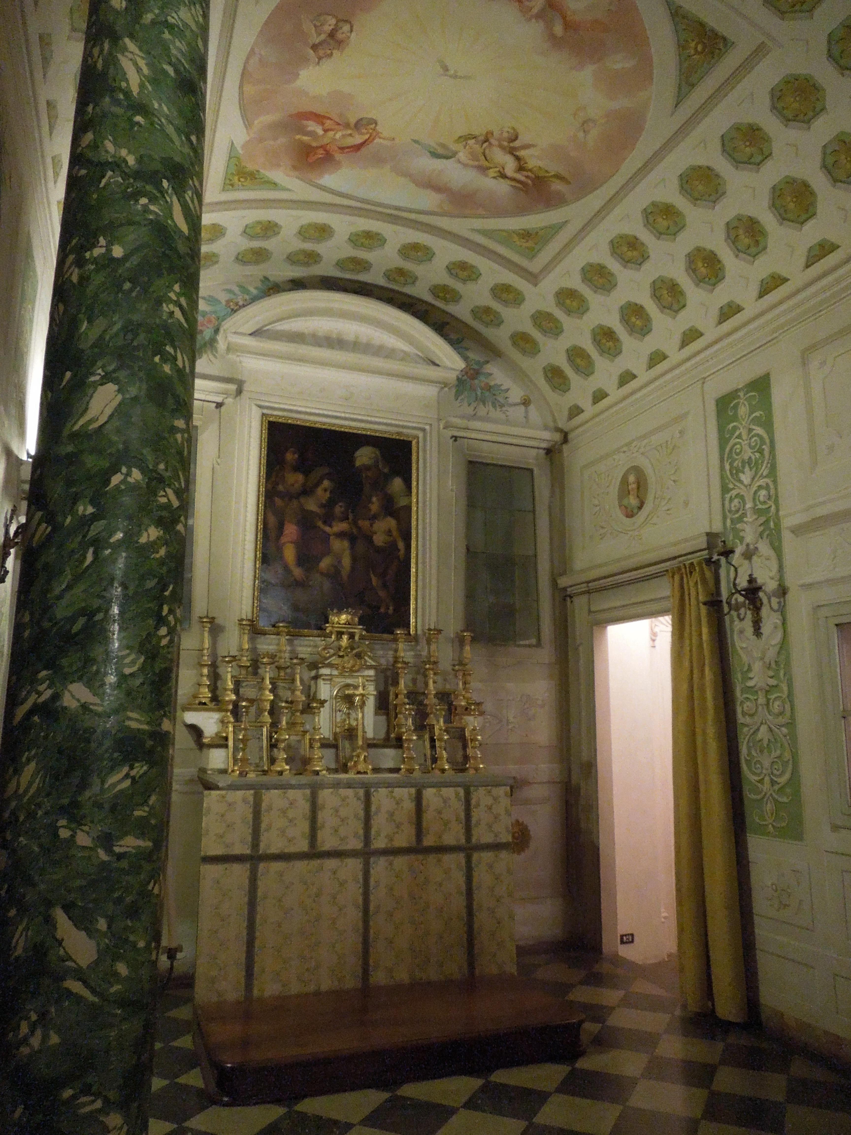 La notte dei musei a villa la petraia un po 39 di mondo for Villa la petraia