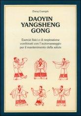 "Copertina del libro: ""Daoyin Yahgsheng Gong"""