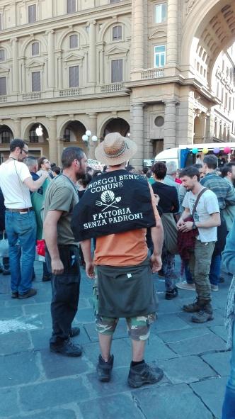 """Foto """"Manifestazione contro gli inceneritori"""" by unpodimondo.wordpress.com."""